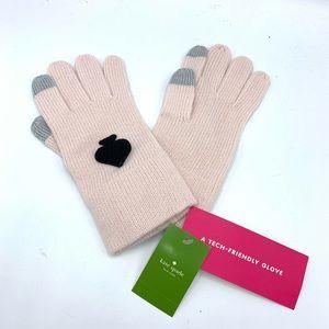 NWT Kate Spade Tech Touch Screen Friendly Gloves